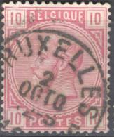 _Ni205 :  N° 38: 5 BRUXELLES 5 - 1883 Leopoldo II