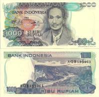 Indonesia P119, 1000 Rupiah, Dr. Soetomo / Sianok Valley - Indonésie