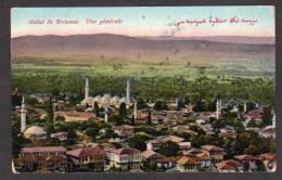 TY19) Bursa - Panorama View - 1928? - Turkey