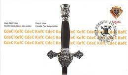 1997 Knights Of Columbus  Sc 1656 - 1991-2000