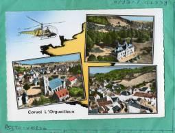 CORVOL L'ORGEUILLEUX  MULTIVUES - Otros Municipios