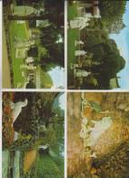 CPM  CLERMONT FERRAND,10 VUES, FONTAINE PETRIFIANTE GROTTES DU PEROU DE ST ALYRE - Cartes Postales