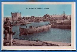 MAROC --  MOGADOR -- Le Port - Altri