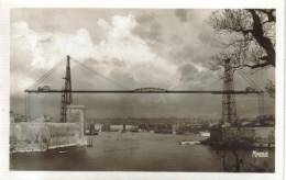 CPSM MARSEILLE (Bouches Du Rhone) - Le Pont Transbordeur - Vieux Port, Saint Victor, Le Panier