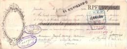 96 - 481 PALESTINE JERUSALEM 1906 Deutche palaestina Bank - Tampon COSTES FRERES à OUVRY