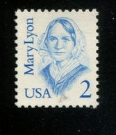 207334537 USA 1987 ** MNH SCOTT 2169 GREAT AMERICANS MARY LYON - Vereinigte Staaten