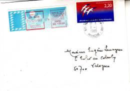 LSI 2547+LSA 050 Donville 2 éme Colomby Valognes - 1961-....