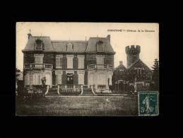 02 Sissonne Château De La Garenne - Sissonne
