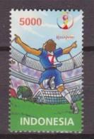 Indonesia, 2002, Worldcup Football, Stamp From Block, MNH, *** - Fußball-Weltmeisterschaft