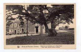 Bruly-de-pesches (hotel De La Fontaine Et Wolfs-palast ,hitler 1940 ,prop De Maurice Metens - Other