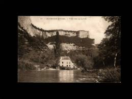 25 Mouthier-Haute-Pierre - Vue Sur La Loue - Moulin A Eau - Autres Communes