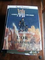 EO XIII T17 L´OR DE MAXIMILIEN     VAN HAMME VANCE - XIII