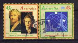 Australia - 1993 - Inter Parliamentary Union Conference - Used - Oblitérés