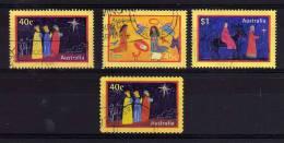 Australia - 1998 - Christmas - Used - 1990-99 Elizabeth II