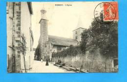 54 NOMENY : L'église - Nomeny
