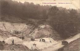 02 - AISNE -  CREPY-EN-LAONNOIS - Sablières De Sérival - Francia