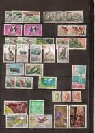NIGER  Lot De Timbres Oblitérés      ( Ref 688 ) - Stamps