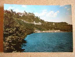 Rm1267)   Castel Gandolfo - Veduta Dal Lago - Roma