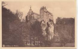 BR55157 Chateau  Modave   2 Scans - Modave