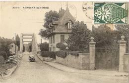 95 - VAL D´OISE -  AUVERS-sur-OISE -  Le Nouveau Pont - Auvers Sur Oise