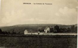 89 -CHABLIS- La Colonie De Vacances - Chablis