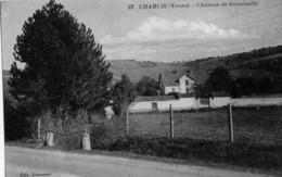 89 -CHABLIS- Chateau De Grenouille - Chablis