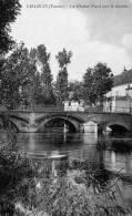 89 -CHABLIS- Le Grand Pont Sur Le Serein - Chablis