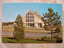 Canada -  GANDER -  St. Martin's Anglican Church  Newfoundland     D98444 - Unclassified
