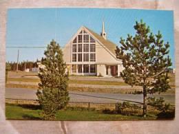 Canada -  GANDER -  St. Martin's Anglican Church  Newfoundland     D98444 - Newfoundland And Labrador