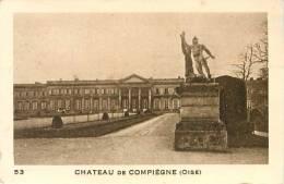 Chromos Réf. 743. La Ruche Moderne - Château De Compiègne - Oise - Cromos