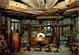 CHAMPLITTE : Musée Albert Demard - La Ribe à Chambre. Charpente XVIIIe - Autres Communes