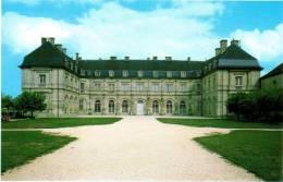CHAMPLITTE : Le Châteu - Façade De La Renaissance, Ailes Du XVIIIe Siècle - Autres Communes