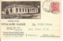 Italie - Musso - Lago Di Como - VITALIANO SALICE - Belle Carte - - Italie