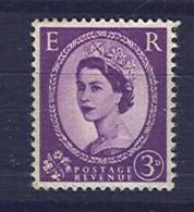 Michel:262 - 1952-.... (Elizabeth II)