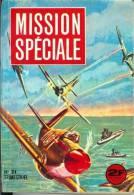 Mission Spéciale - N°21 - Vengeance - Petit Format - Bon état - Edi Europ 1968 - Non Classés