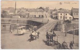 17305g PONT - Vilvorde - 1921 - Vilvoorde