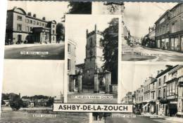 (543) Older UK Postcard - Ashby-de-la-Zouch - Antwerpen