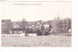 SAINT-BENOIST    --    Vue Générale - Other Municipalities