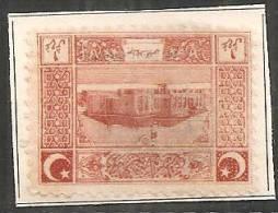 Turchia 1922 Nuovo L* - Mi. 792 (€ 35,00) Incollato Su Foglio D´album  Vedere SCAN - 1858-1921 Impero Ottomano