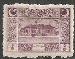 Turchia 1922 Nuovo L* - Mi. 787  Vedere SCAN - 1858-1921 Impero Ottomano