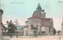 Hautes-Pyrénées- Tarbes -La Cathédrale. - Tarbes