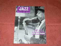 JAZZ MAGAZINE  MAI  1958  N° 37 /DONALD BURD KENNY BURREL / SIDNEY BECHET / DJANGO REIHNARDT - Music