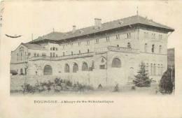 DEPTS DIV- Tarn -ref -F845- Dourgne - Abbaye De Ste Scholastique   - Carte Bon Etat  - - Dourgne