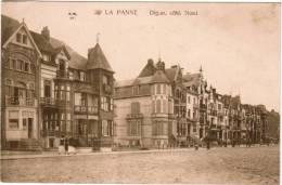 De Panne, La Panne, Digue Côté Nord (pk9186) - De Panne