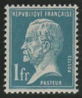 FRANCIA 1923/26 - Yvert #179 - MNH ** - 1922-26 Pasteur