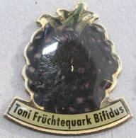 TONI FRÜCHTEQUARK BIFIDUS - FRUIT - MURES  -     (VERT) - Food