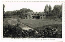 """Postkaart / Carte Postale """"Wezembeek-Oppem - Château De Burbure / Kasteel De Burbure"""" - Wezembeek-Oppem"""