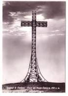 MONTE CATRIA CANTIANO PESARO CROCE F/G LUCIDO VIAGGIATA 1966 - Altre Città