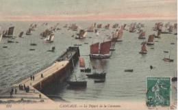 .CANCALE (.le Depart De La Caravane ).. - Cancale