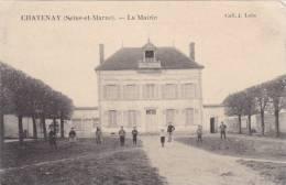 Chatenay - La Mairie [10011C77] - France